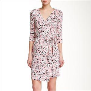 brand new DVF brand new Julian wrap dress